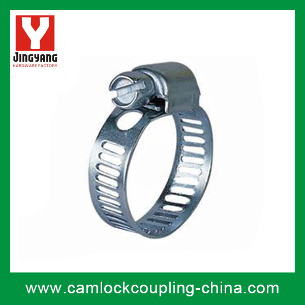 American Type worm drive clamp