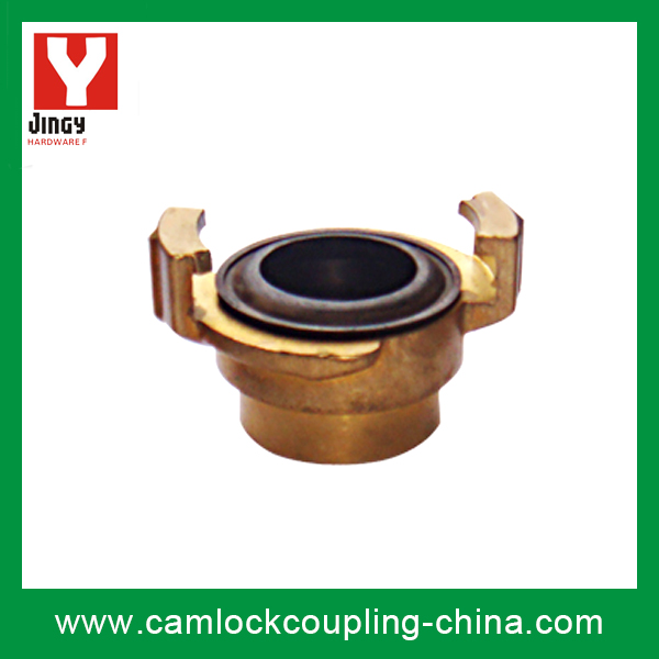Brass Geka Coupling-Female