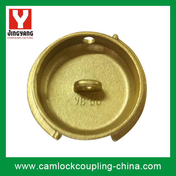 TW Coupling-VB Brass