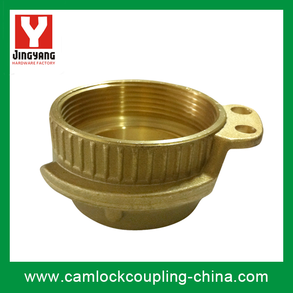 TW Coupling-VK Brass