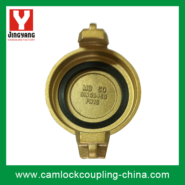 TW Coupling-MB Brass